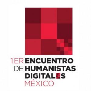 1er Encuentro de Humanistas Digitales, Mexico (logo)