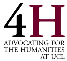 4Humanities at UCL logo