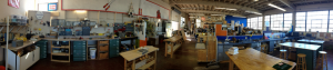 Maker space at Analy High School