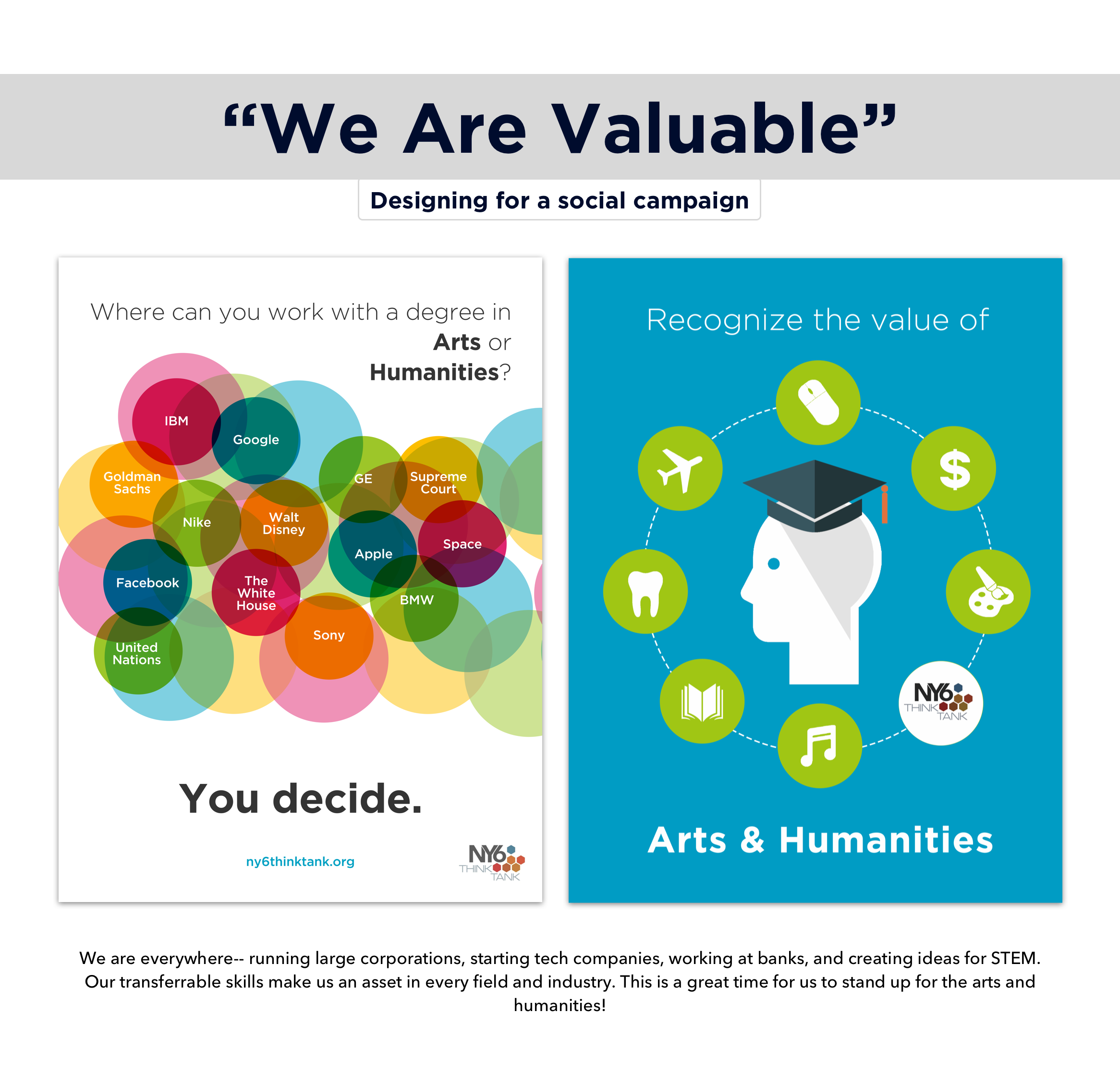 We are Valuable